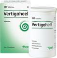 Vertigoheel Tabletten(Tablets) 250st