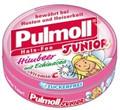 Pulmoll Junior Himbeer M.echinacea O.z. Bonbons (Lozenges) 50g