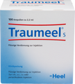 Traumeel S Ampullen (Ampoules) 100 x 2.2ml
