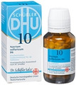 Schuessler Salts Nr10 Natrium Sulfur 6X (D6) Tabletten (Tablets) 420st