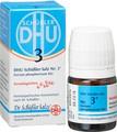Schuessler Salts Nr 3 Ferrum Phosphoricum 12X (D12) Globuli 10g