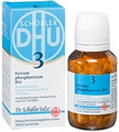 Schuessler Salts Nr 3 Ferrum Phosphoricum 3X (D3) Tabletten (Tablets) 420st