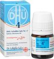 Schuessler Salts Nr 4 Kalium Chloratum D6 Globuli 10g