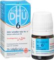 Schuessler Salts Nr 6 Kalium Sulfuricum D6 Globuli 10g
