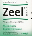 Zeel Comp. N 10 Ampullen (Ampoules)