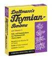 Dallmann's Thymian Bonbons (Thyme Candies)