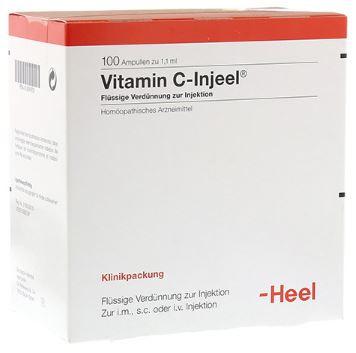 c vitamin injektion