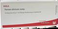 FERRUM SILICICUM comp.Ampullen (Ampoules) 10X1ml