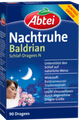 ABTEI Nachtruhe Baldrian Schlaf-Dragees (Coated Tablets) N 90st