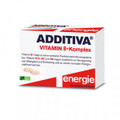 Additiva Vitamin B Komplex Filmtabletten (Coated Tablets) 60st