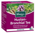 Kneipp Tee Husten Bronchial (Cough Relief Tea) 10ea