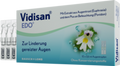 Vidisan EDO (Eyedrops) single dose pipettes 10 X 0.6ml