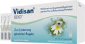 Vidisan EDO (Eyedrops) single dose pipettes 30 X 0.6ml
