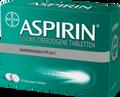 Aspirin 500mg coated tablets 20st