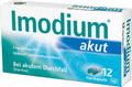 Imodium® akut Kapseln (Hard Capsules) 12st