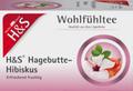 H&S Hagebutte Mit Hibiscus Tee (Tea) 20st