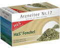 H&S Fencheltee (Fennel Tea) 20ea