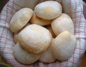 Scotch Baps X4 漢堡麵包4份