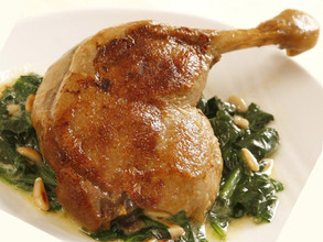 French Duck Leg Confit