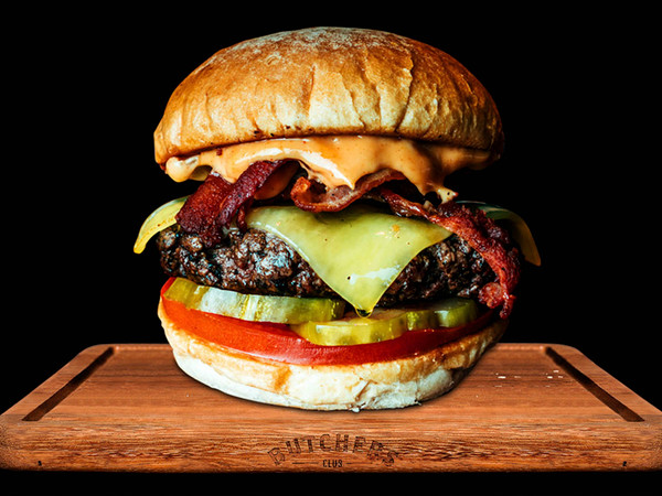 The Butchers Club Ultimate Burger Pack