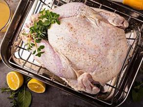 Whole Turkey 5kg (Raw)