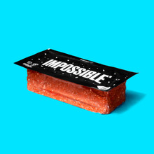 Impossible™  burger brick (2.2kg)  Impossible™  漢堡碎肉磚 (2.2公斤)