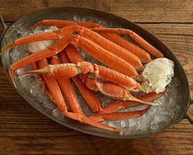 Canadian Snow Crab Legs 500g 加拿大雪蟹腳 500克