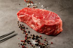 MOR USDA Prime New York Strip 20oz   MOR 美國頂級紐約西冷牛扒 (20安士)