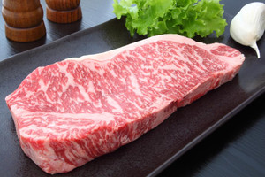 Japanese A4 Wagyu Sirloin Steak 200g 日本A4和牛西冷牛扒