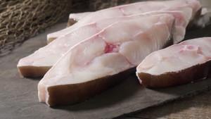 Alaskan Halibut Steak 1200g  阿拉斯加比目魚扒 1200克