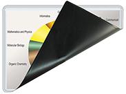 8.5 x 11 magnetic document holder