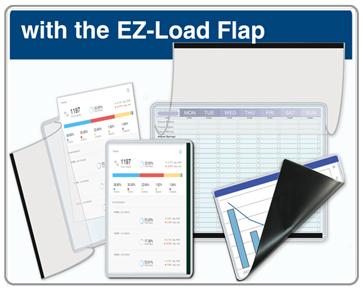 easy load magnetic pockets