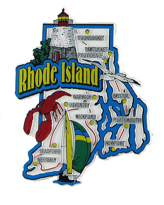 Rhode Island USA Souvenir Map State Magnet on rhode island state animal, waving us flag clip art, rhode island people clip art, rhode island map graphic, projects clip art, rhode island flag, state of rhode island clip art, usa clip art, annual report clip art, featured attractions clip art, long island map clip art, conference clip art, block island clip art, rhode island map fun, rhode island products, forums clip art, native violet clip art, rhode island red clip art, rhode island usa map, resource guide clip art,