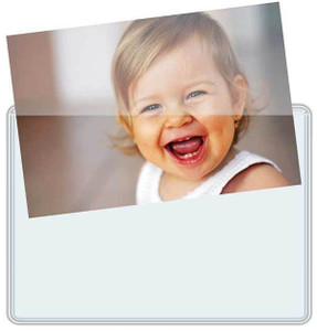 8 1/2 x 11 Magnetic Picture Photo Sleeves