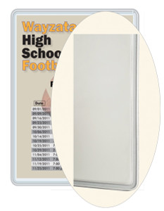 2.5x3.5 Magnetic Photo Protector Sleeves