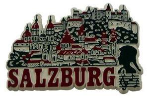 Salzburg, Austria, Europe souvenir magnet