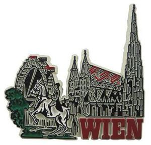 Vienna, Austria, Europe souvenir magnet