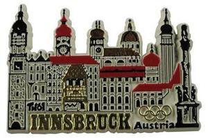 Innsbruck, Austria, Europe souvenir magnet