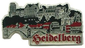 Heidelberg Germany, Europe souvenir magnet