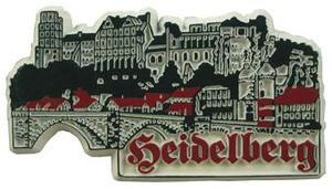 Heidelberg Germany, Europe souvenir magnet