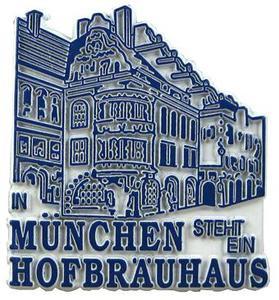 Hofbraeuhaus Muenchen, Europe souvenir magnet