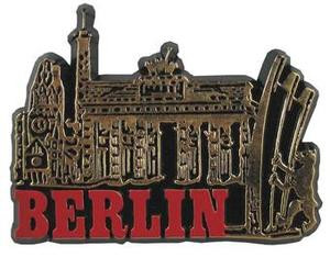 Berlin Germany, Europe souvenir magnet