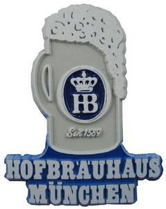 Hofbraeuhaus Mug, Europe souvenir magnet