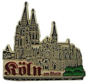 Cologne Germany, Europe souvenir magnet