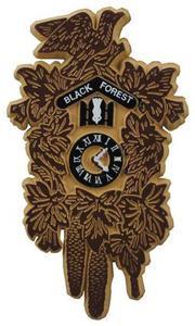Black Forest Cuckoo Clock, Europe souvenir magnet