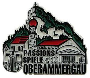 Oberammergau Germany, Europe souvenir magnet