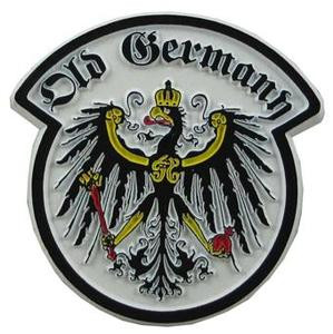 Old Germany Crest, Europe souvenir magnet