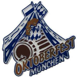 Oktoberfest Muenchen, Europe souvenir magnet