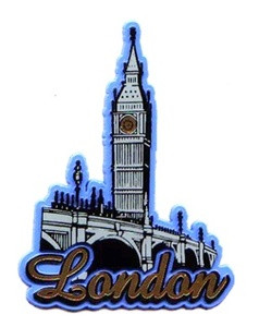 Big Ben, London, Europe souvenir magnet