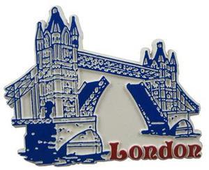 Tower Bridge, London, Europe souvenir magnet